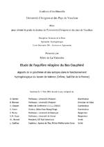 thèse de Rémi de La Vaissière - application/pdf